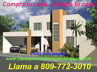 CASAS PRECIOSAS NAGUA