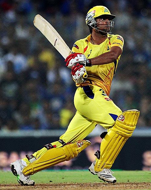 ICC t20 World Cup 2012: Suresh Raina IPL 2011 (1)