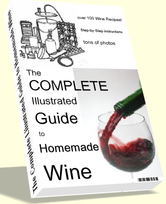 How to Make Homemade Wine - An Advanced, Fully Illustrated Guide