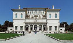 Museo Galería Borghese. Roma. Turismo en Roma. Que visitar en Roma. Que ver en Roma. Italia