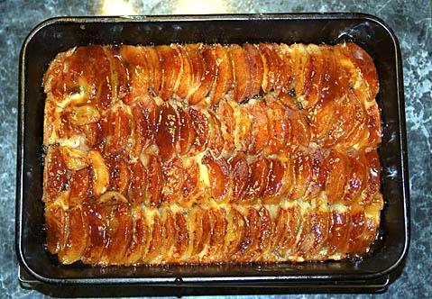 Maida Heatter Apple Cake