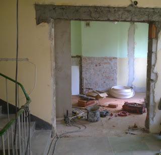 Cena wyburzenia ściany nośnej