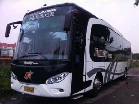 Bus Pariwisata Family Trans