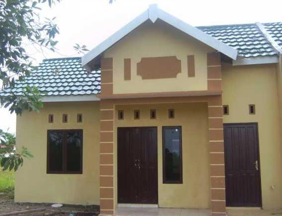Contoh Rumah Minimalis Type 36 Rumah Type 21 Desain Rumah Minimalis ...