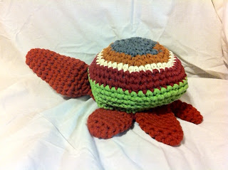 Tarn Toy Turtle from SuzieQTee