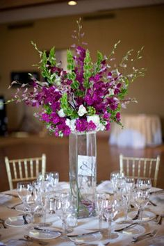 On Budget Wedding Centerpieces