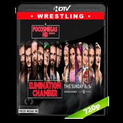 WWE Elimination Chamber PPV WWE RAW  2018 720p Dual Latino Ingles