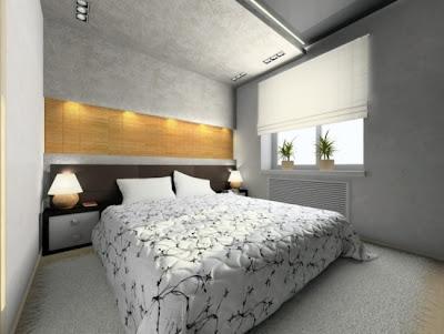 foto dormitorio pequeño