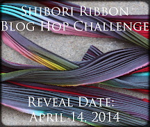 Shibori Ribbon Blog Hop