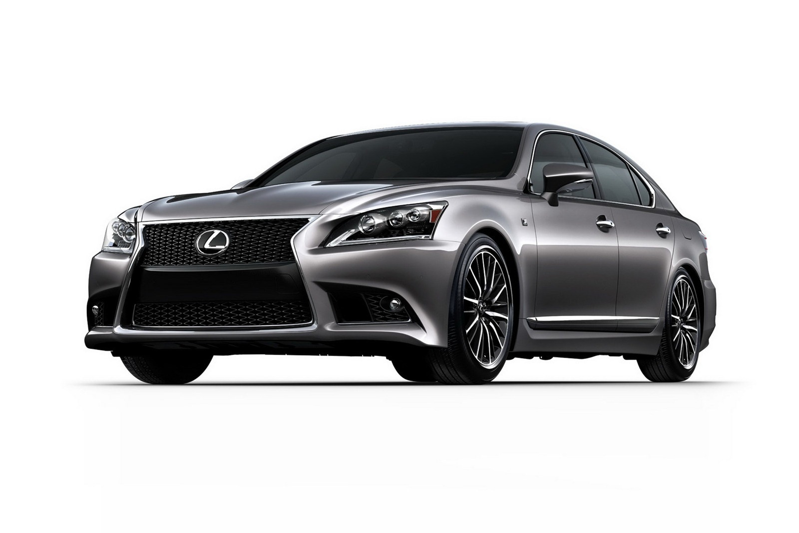 nancys car designs 2013 lexus ls 460 f sport. Black Bedroom Furniture Sets. Home Design Ideas