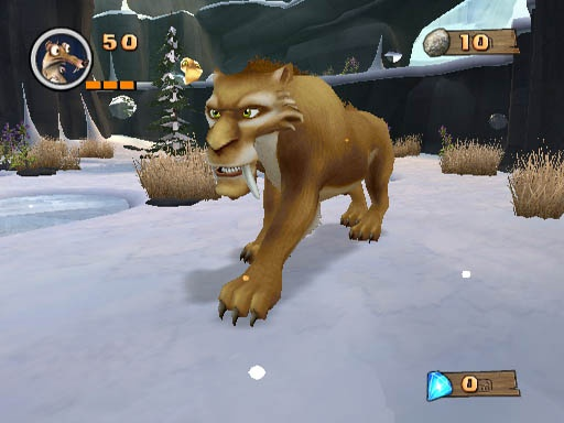 Ice Age games - FunnyGames.us