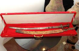salahuddin sword