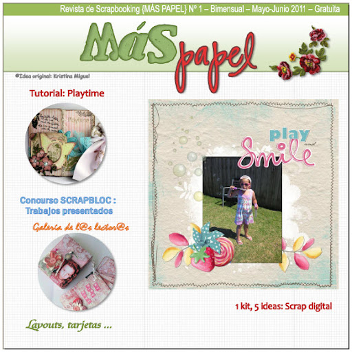 Revista Más papel nº 1