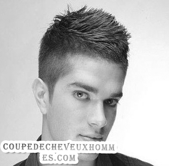 Coupe cheveux homme court classe