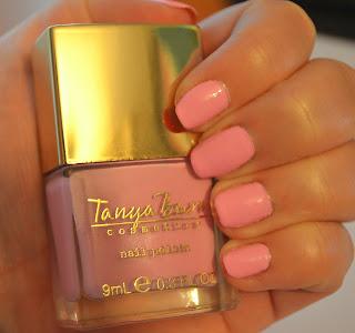 Tanya Burr Cosmetics pick 'n' mix nail polish