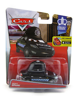 pixar cars scott spark