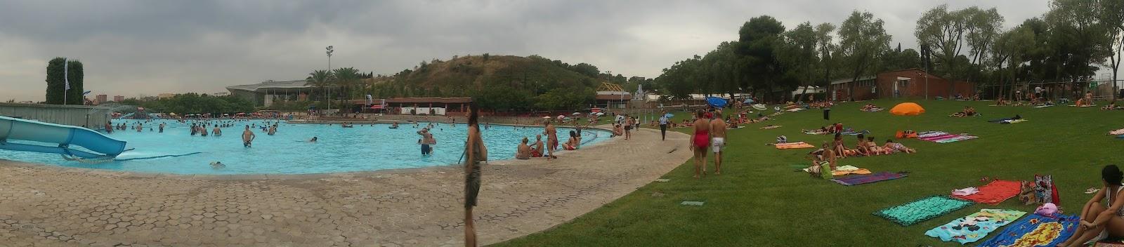 Cole adictas dia de piscina for Pulpo para piscina