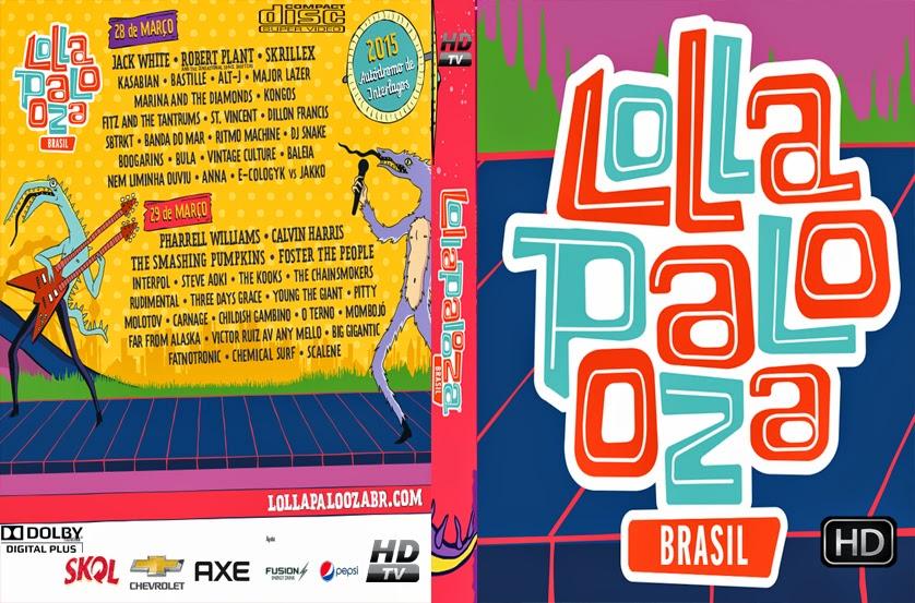 Smashing Pumpkins Live at Lollapalooza Brazil 2015 1080p HDTV Live at Lollapalooza Brazil 2015 XANDAO DOWNLOAD