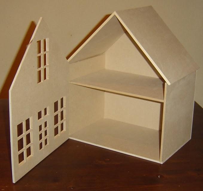 Miniatuur quiltwinkel