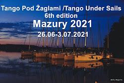 Tango Pod Żaglami 26.06-3.07.21