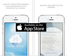 iOS App of the Week - Law of Attraction Mastery Hypnosis Free