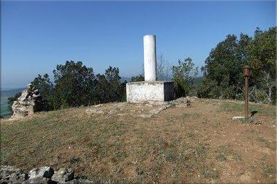 Cima de Tuio/Tuyo 804 m.