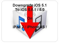 Redsn0w 0.9.1b11: downgrade iPhone 4S