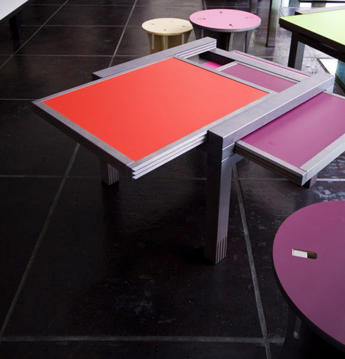 Multifunction Dining Table By Sculrtures Jeux Best