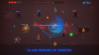Dark Slash: Hero v1.23 Mod Apk [Unlimited Money]