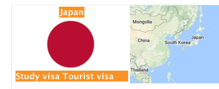 Study in Japan- Study visa service in  chandigarh
