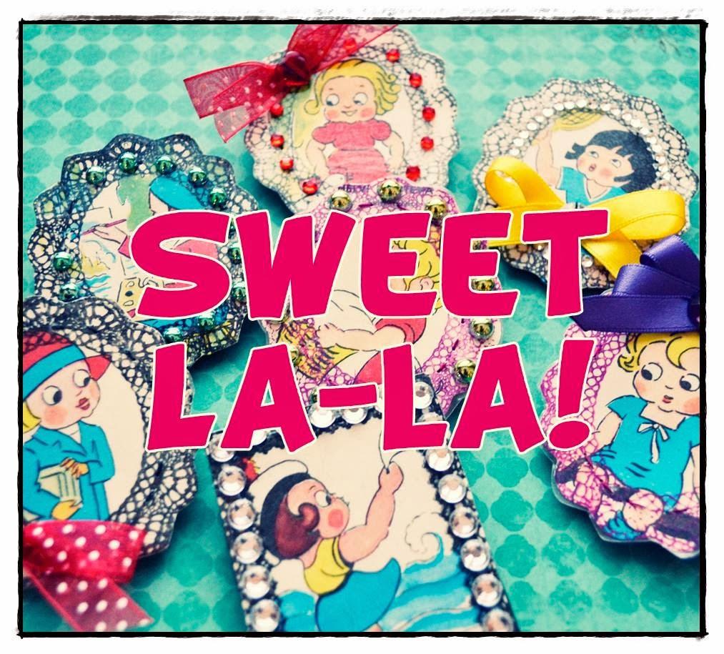 Sweet La-la! Facebookissa