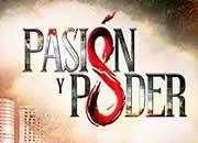 Pasión y Poder novela