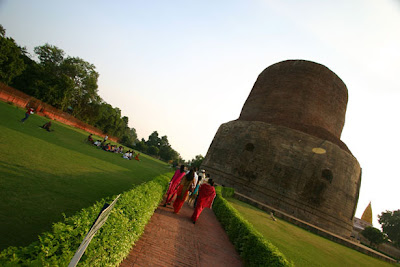 Dhamekh Stupa,Sarnath
