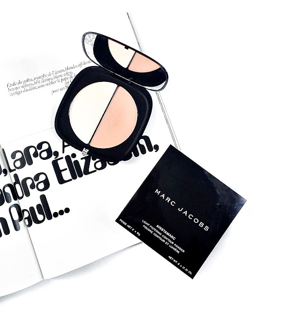 marc jacobs filtering contour powder review