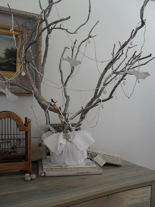 Apartment Therapy Decorating With Branches