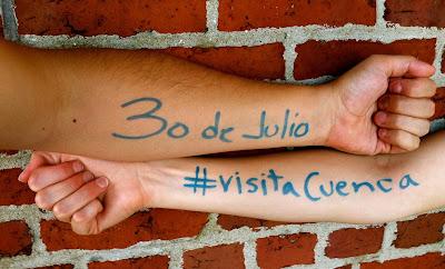 #VisitaCuenca