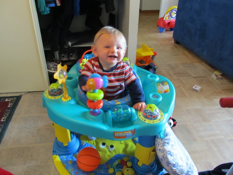 Musical Toys For 8 Month Old Babies : High park home daycare baby oscar joins the
