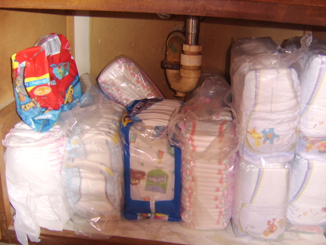 Chibiko S World Diaper Changing Station