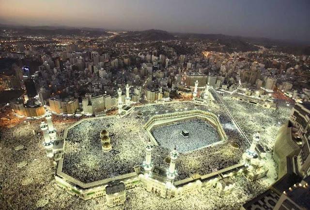 MECA - CIDADE RELIGIOSA DA ARÁBIA SAUDITA