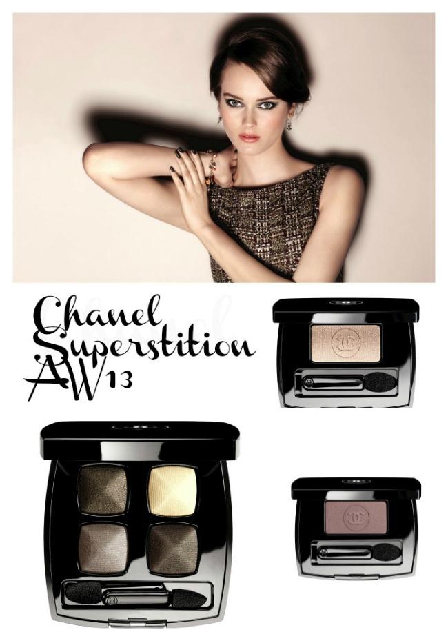 Chanel Superstition Autumn 2013