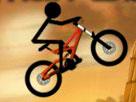 Çöp Adam Bisiklette Oyunu