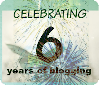 6th Year of Blogging