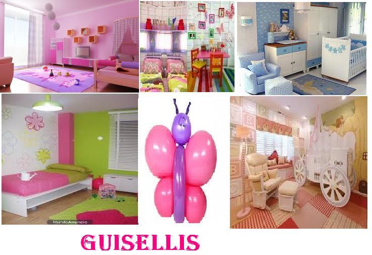 Casa y decoraciones de bebe for Decoraciones de ambientes de casas