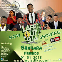LAFF OUT 9JA VOL 2 NOW SHOWING ON YORUBAHOOD [ARABATV]