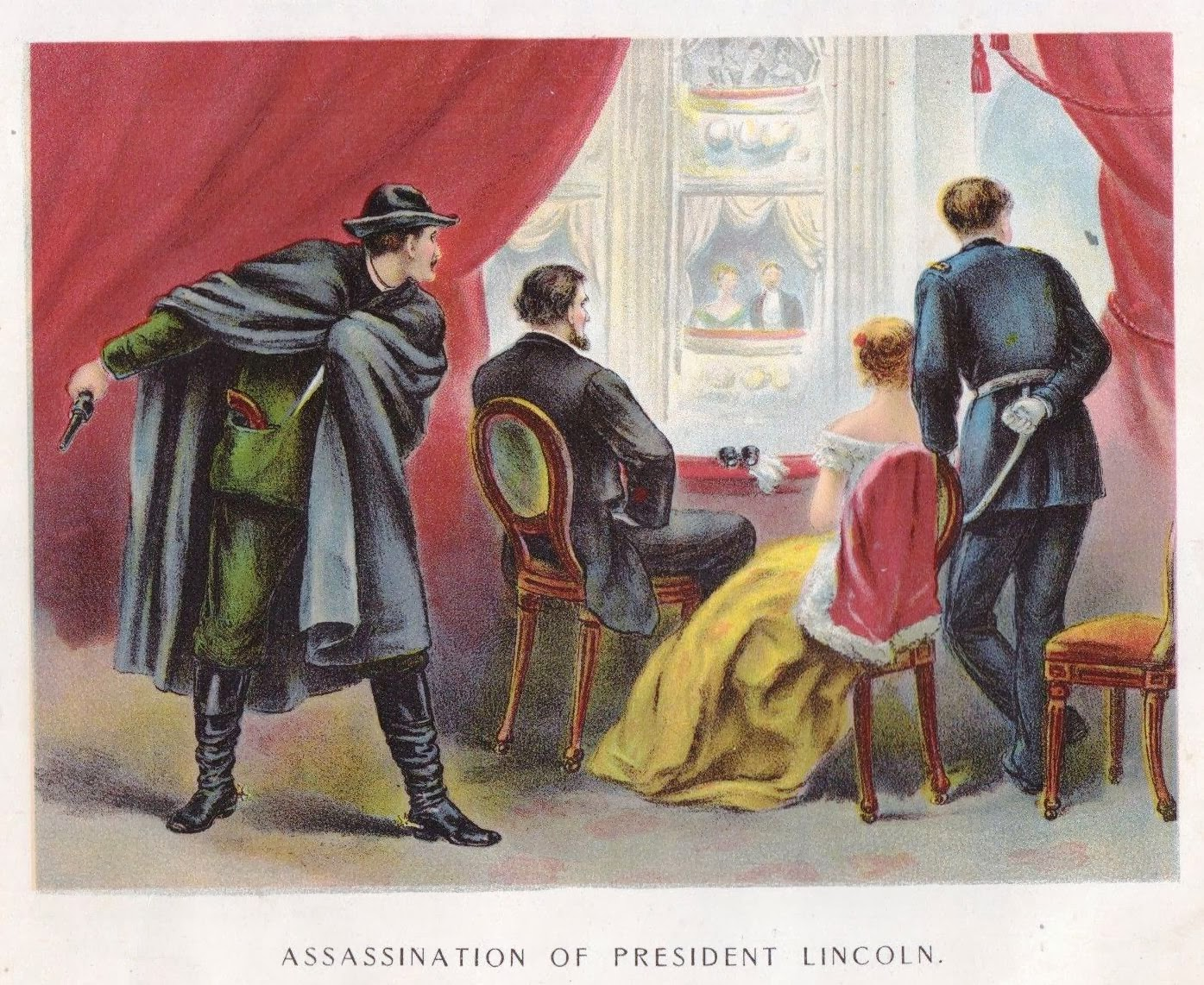 Hunting Lincoln's Killer - History in the Headlines