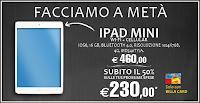 iPad Mini a metà prezzo