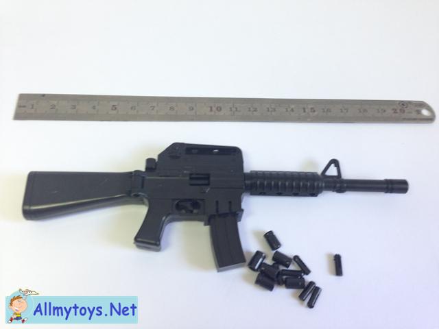 Takara Tomy mini toy gun play like real 1