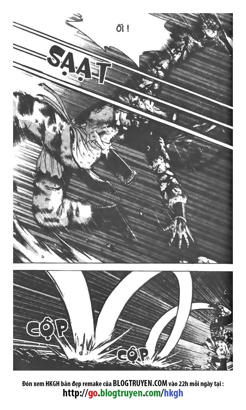 xem truyen moi - Hiệp Khách Giang Hồ Vol32 - Chap 220 - Remake