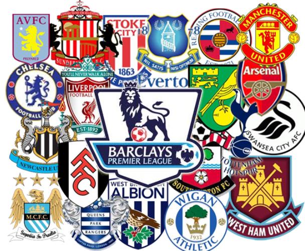 klub liga Inggris