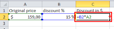 How to calculate percentage in Excel tutorial